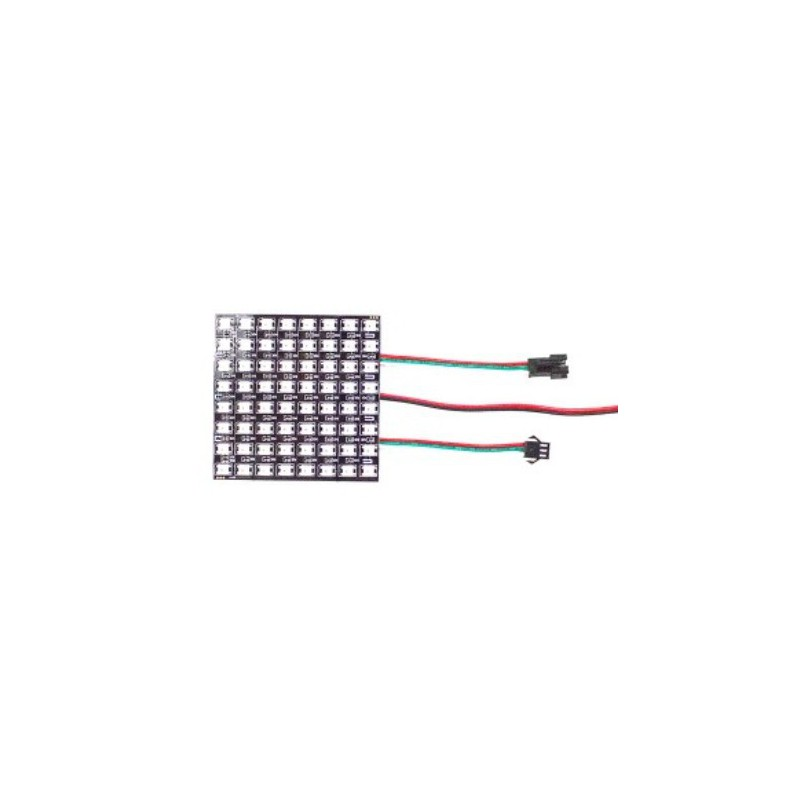 Flex RGB Smart LED Matrix 8 X 8