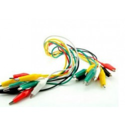 Alligator Clips DIY test Kabels