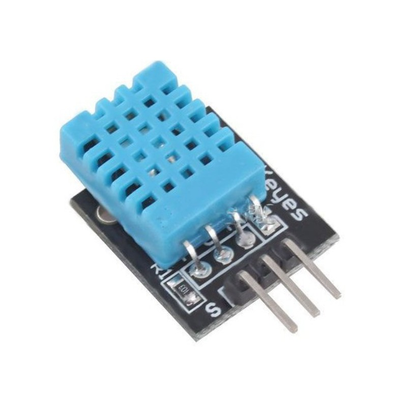DHT11 Temperature and Humidity Sensor module