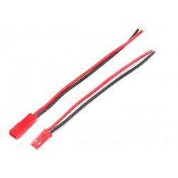 JST Connector kabel (male en female)