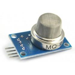 MQ-9 CO/Koolmonoxide, Ontvlambaar gas Sensor module