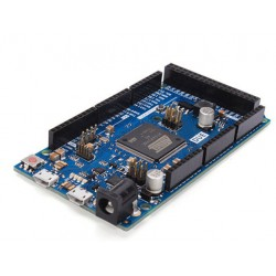 Arduino Due 2013 met USB Kabel