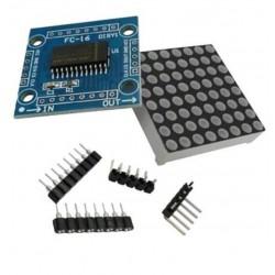 MAX7219 8x8 Dot LED Martix module