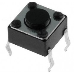 Push Button 12x12x7.3