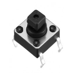 6x6x7.3mm Switch/drukschakelaar