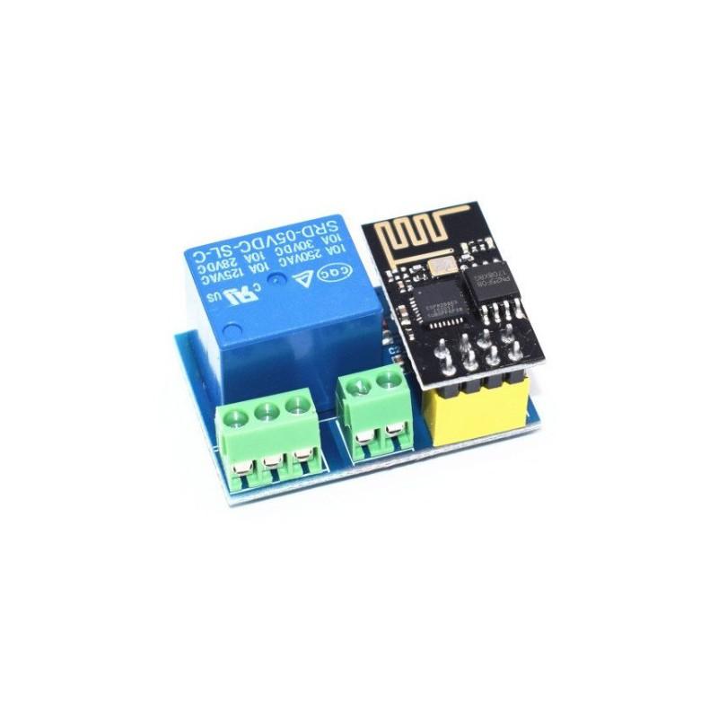 ESP8266 ESP-01S 5V WiFi Relaismodule