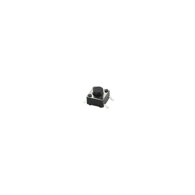 6x6x4.3mm SMD Switch/drukschakelaar