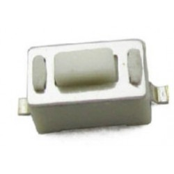 3x6x4.3 mm SMD switch/drukschakelaar