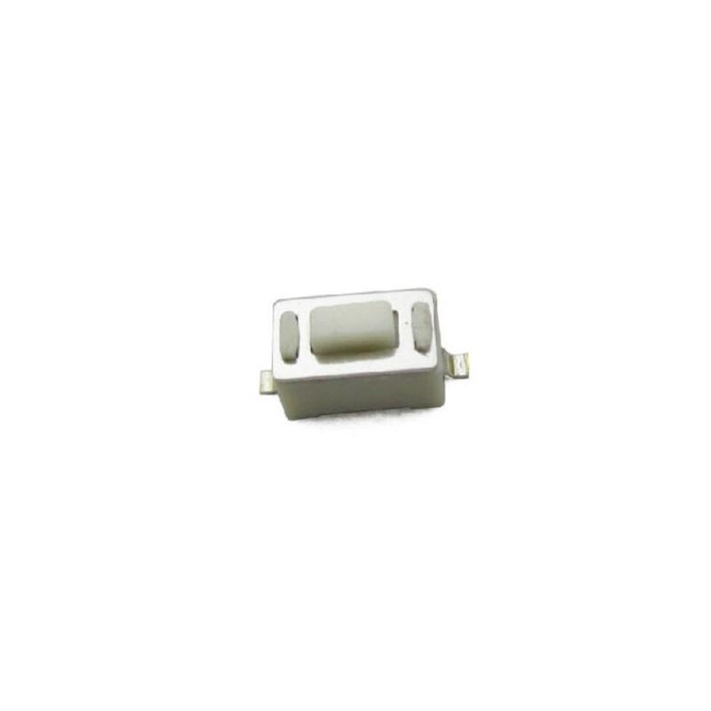 3x6x4.3 mm SMD switch/drukschakelaar