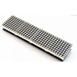 MAX7219 Dot LED Martix module 8x8x4