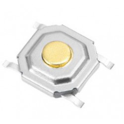 4x4x1.5mm SMD Switch/drukschakelaar