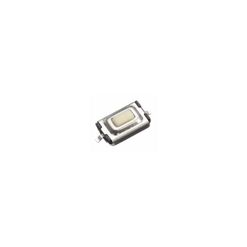 3X6X2.5mm SMD Switch/drukknopschakelaar