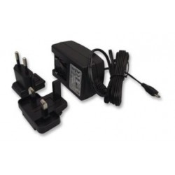 AC/DC Power Supply, 1 Output, 13W, 5V, 2.5A