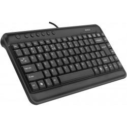 Zwarte Mini USB toetsenbord