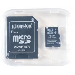 4GB MICROSDHC CARD voor Raspberry Pi van Adafruit