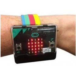 Micro:bit development Kit / Draagbare fitness tracking prototype