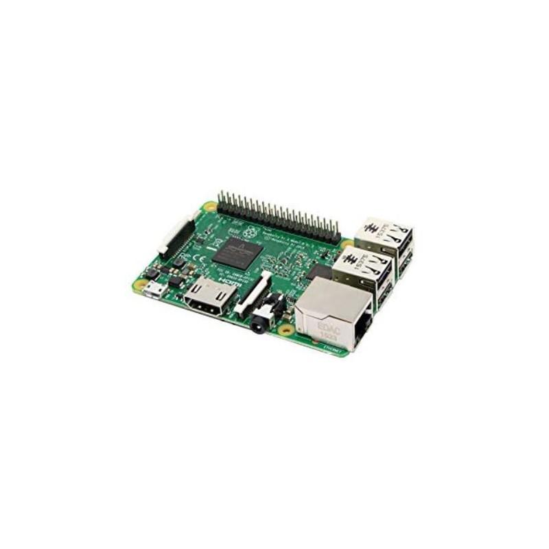 Raspberry Pi 3 Model B (Officiële versie)