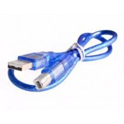 USB Kabel 2.0 A-B tbv Uno & Mega 0,5mtr
