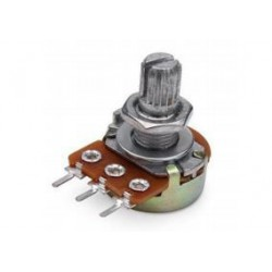 5k Ohm Potentiometer 15mm