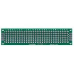 PCB dubbelzijdig 20x80mm