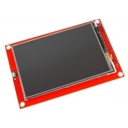 3.5 inch TFT Touchscreen t.b.v. Arduino Mega 2560 R3