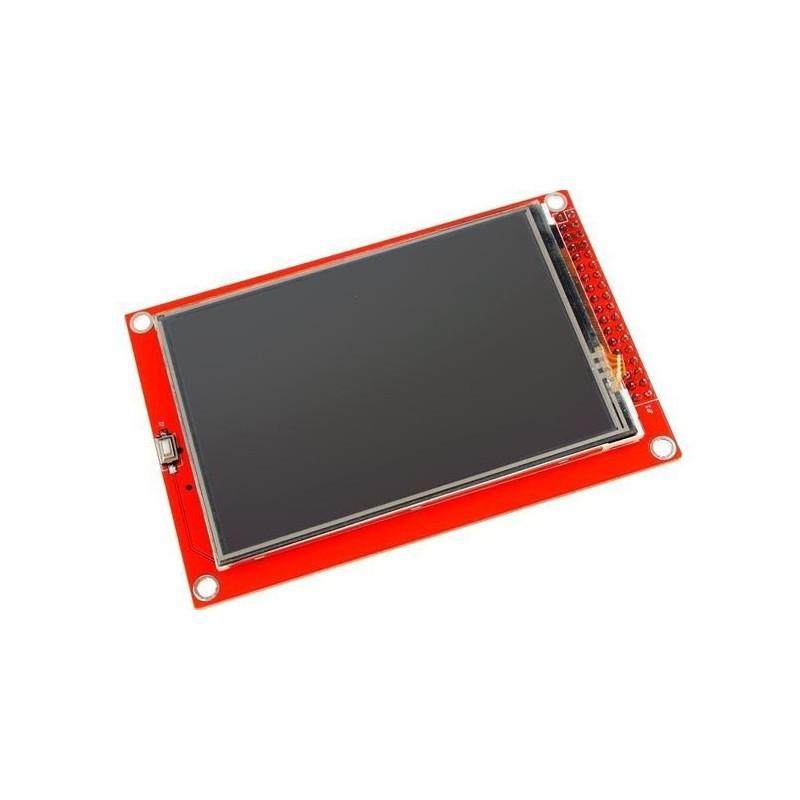 3.5 inch TFT Touchscreen Arduino Mega 2560 R3