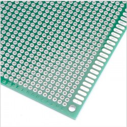 PCB dubbelzijdig 150mm x 200mm