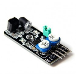 IR Obstacle Avoidance Sensor Module