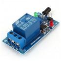 Vlam sensor module relais