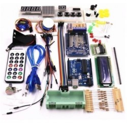 beginners Arduino Uno starter kit
