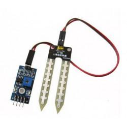 Bodem vochtigheidsensor module