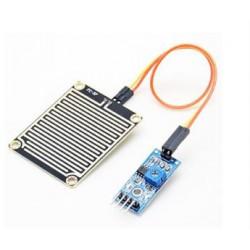 Regen detectie sensor module