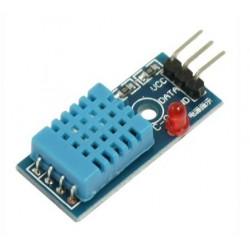 DHT11 Temperatuur en  luchtvochtigheid sensor