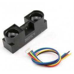 GP2Y0A710K0F 100-500cm IR afstand sensor.