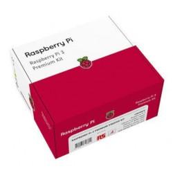 Raspberry Pi 3 B Premium kit (Officiële versie)