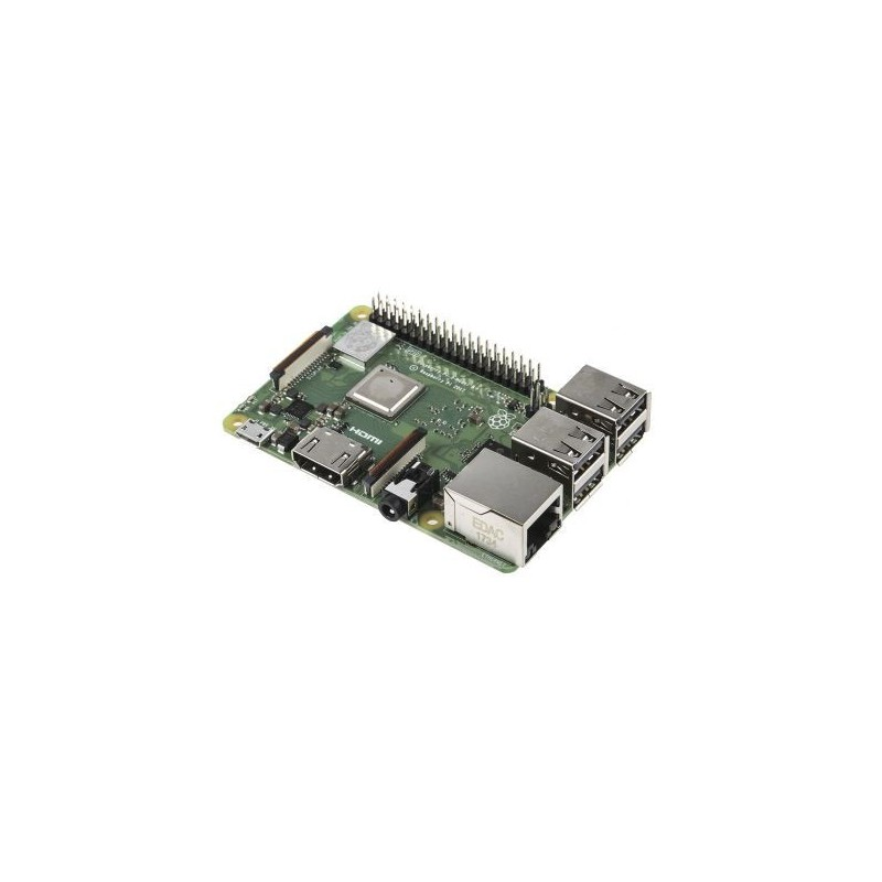 Raspberry Pi 3 Model B+ (officiële versie)