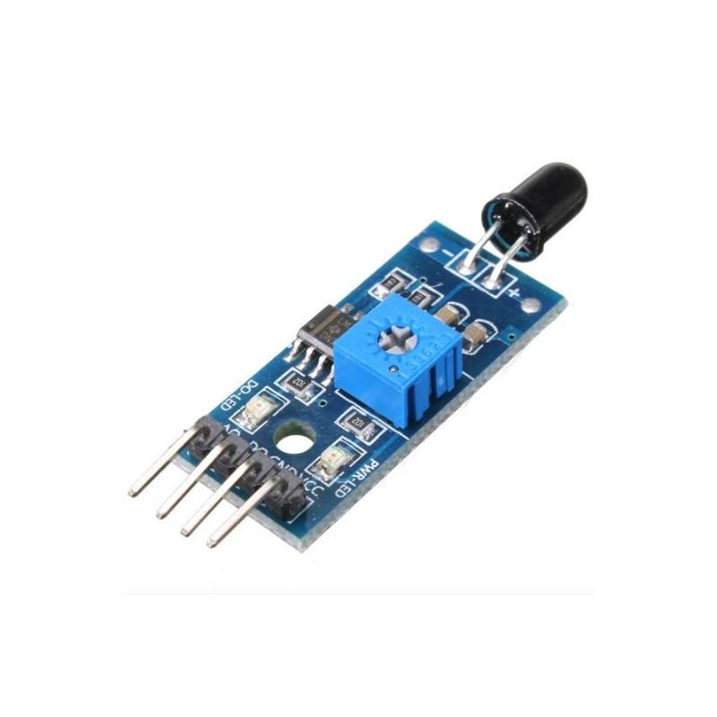 Vlam sensor module