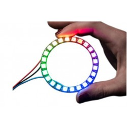Neopixel LED Ring 24 WS2812 5050 RGB