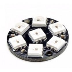 7-Bit WS2812 5050 RGB LED Module