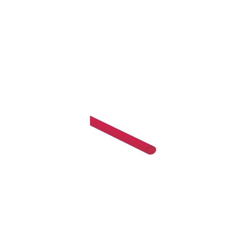 Krimpkous 2.5mm Rood