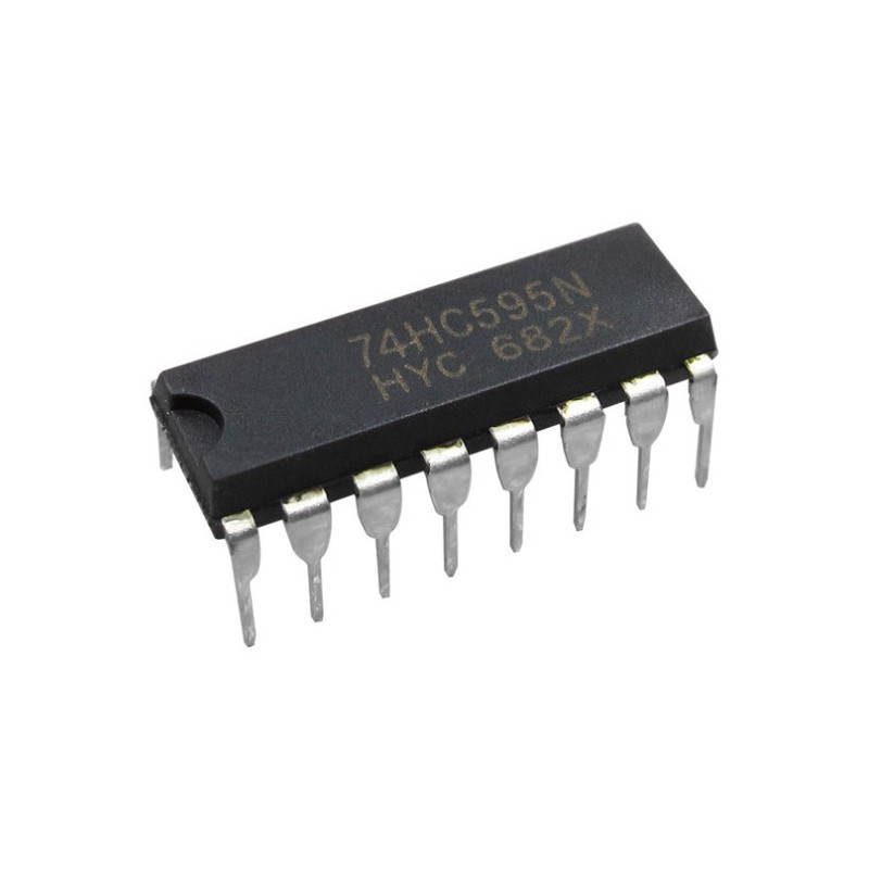 74HC595N
