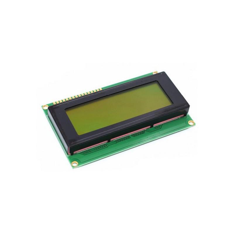 LCD2004 Geel/groen Backlight
