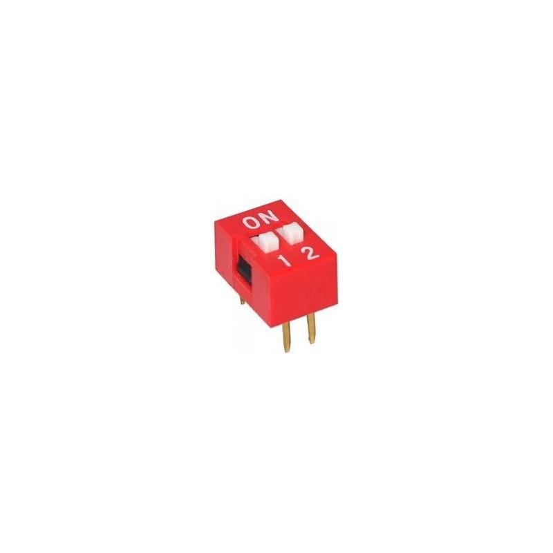 Dip Switch 2-pins