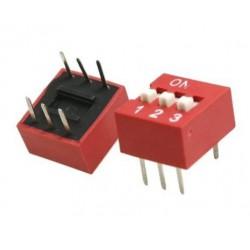 Dip Switch 3-pins