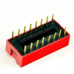 Dip Switch 8-pins
