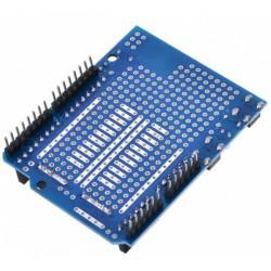 Prototype Shield Arduino Uno met 170 pts breadboard