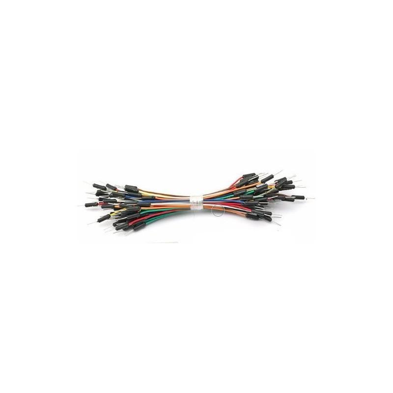 Flex Jumper wire 30 stuks.