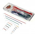 U-vorm jumper wires. (140 stuks)