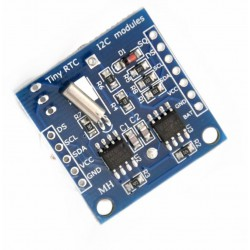 RTC DS1307 24C32 Real Time Clock met BATT