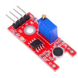 Small Microphone Sound Sensor Module